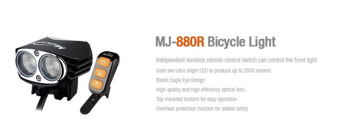 Magicshine MJ-880 R